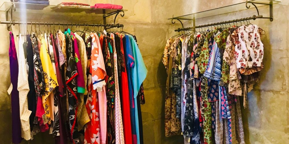 Fashion exhibition cum sale held at Sosa's