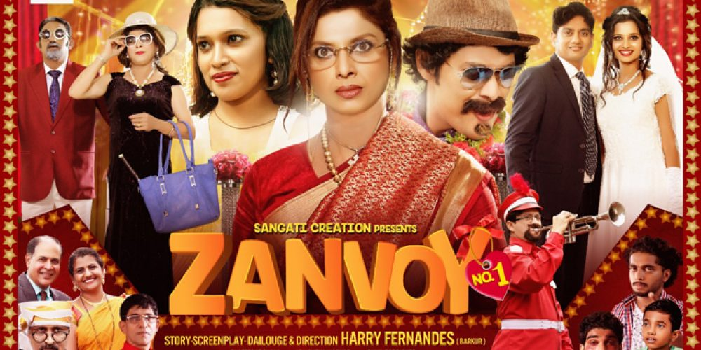 Varsha Usgaonkar starer- 'Zanvoy No.1' to be premiered on May 9 at Maquinez Palace