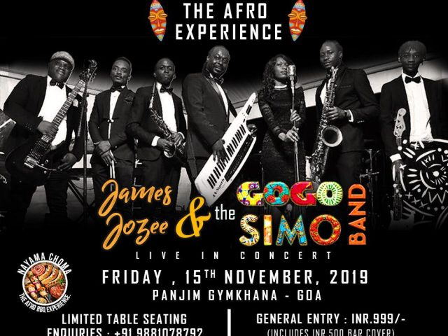 Goa Gets Set For An Afro Experience