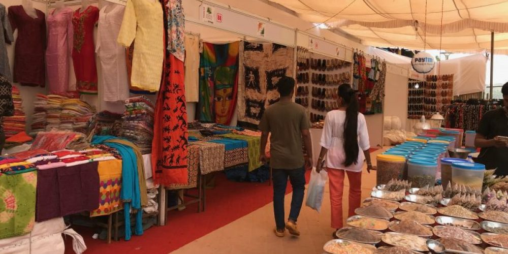 Cottonfab 2018- Exhibition of Cotton and Silk