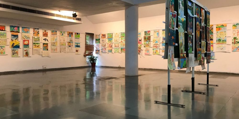 Art, colours, and fun on display