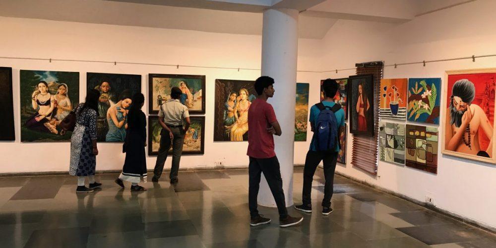 'Range of Vision' Art Exhibition