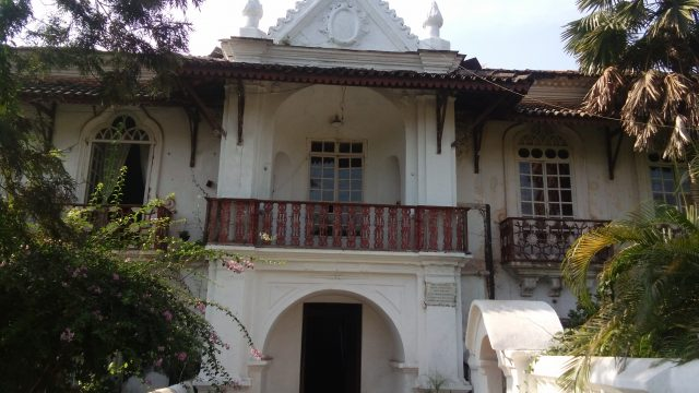 Menezes Braganza Mansion