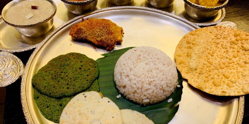 Memories, Spices, and Goan flavours