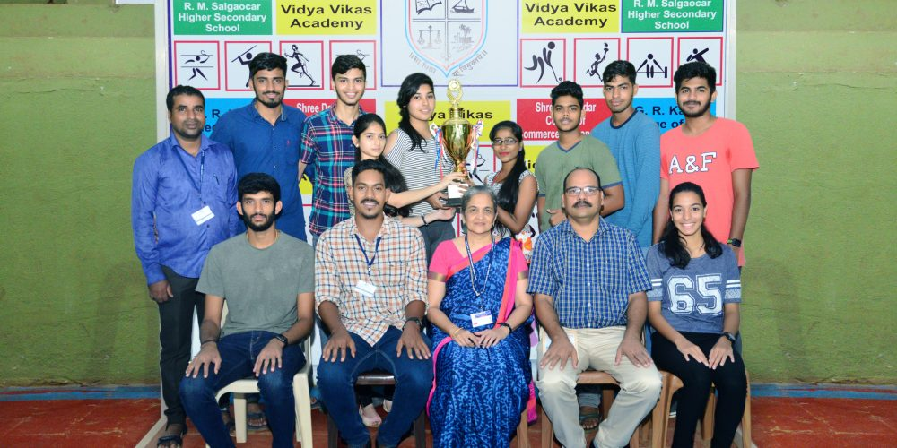 Damodar College excels in Badminton and Judo at inter-collegiate level