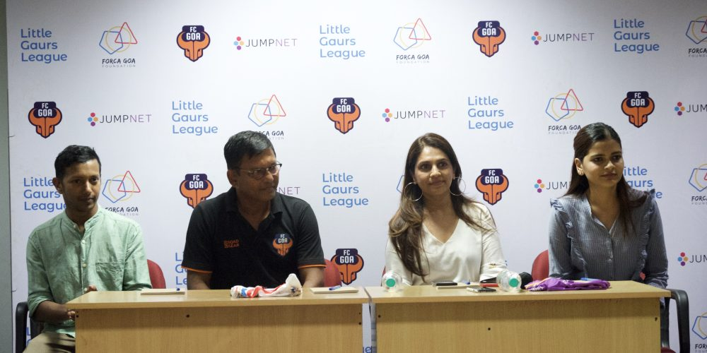 Forca Goa Foundation launches second season of the Little Gaurs League encouraging children to #GrowWithTheGame