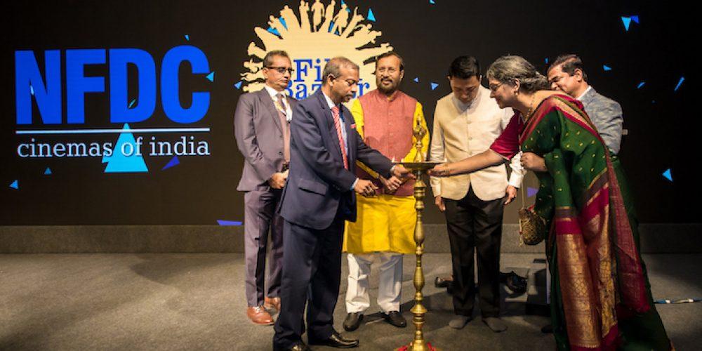 NFDC's Film Bazaar 2019 declared open by Hon. Minister Shri Prakash Javadekar