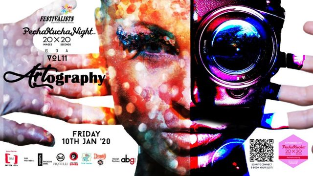 A night of talks by creative people