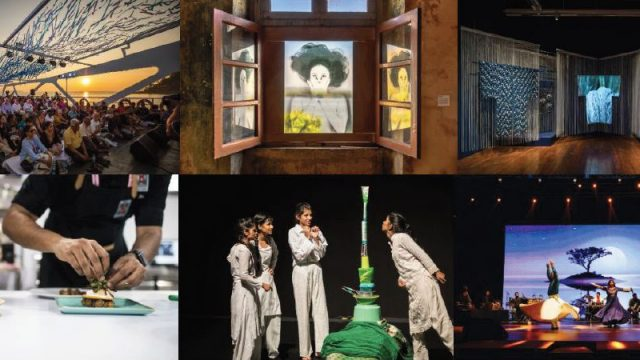 The fourth edition of the Serendipity Arts Festival comes to a end