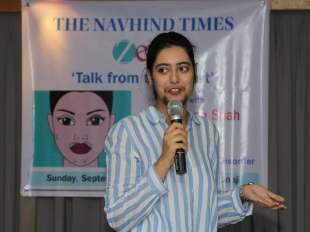 Sabreena Shah talks from the heart
