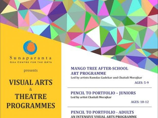New Exciting Programmes in Visual Arts & Theatre for 2019
