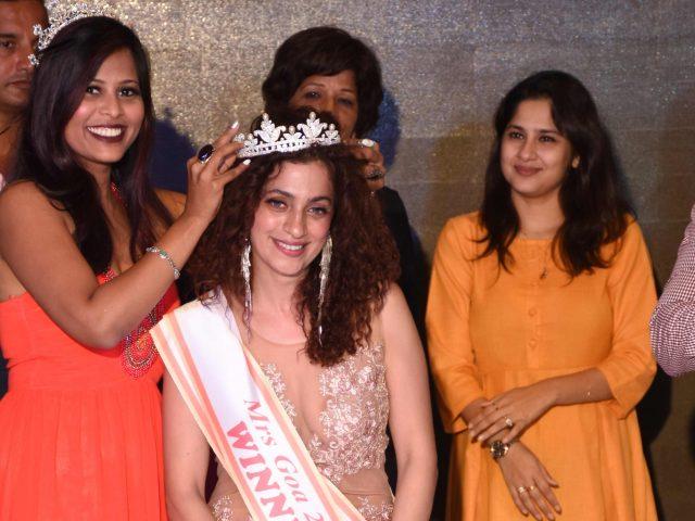 Mrs. Goa 2019 Season 3 pageant crowns Sultana DeSouza