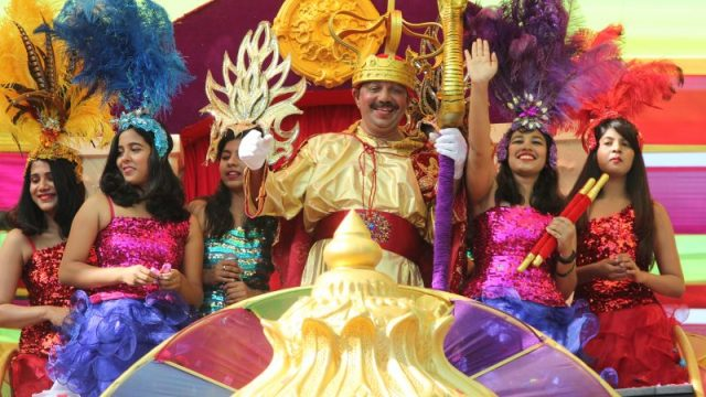 Excitement rises for Carnival 2020