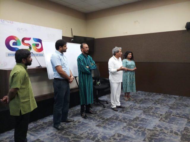 FTII Workshop Inaugurated