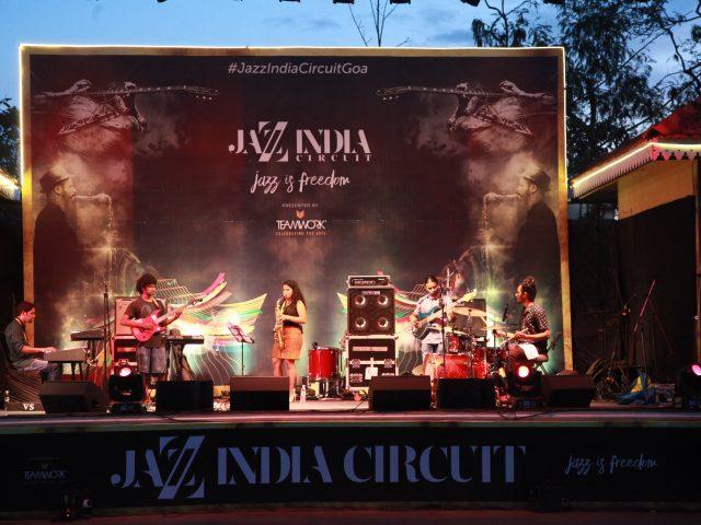 Young Goan Jazz musicians steal show at JAZZ India Circuit Goa