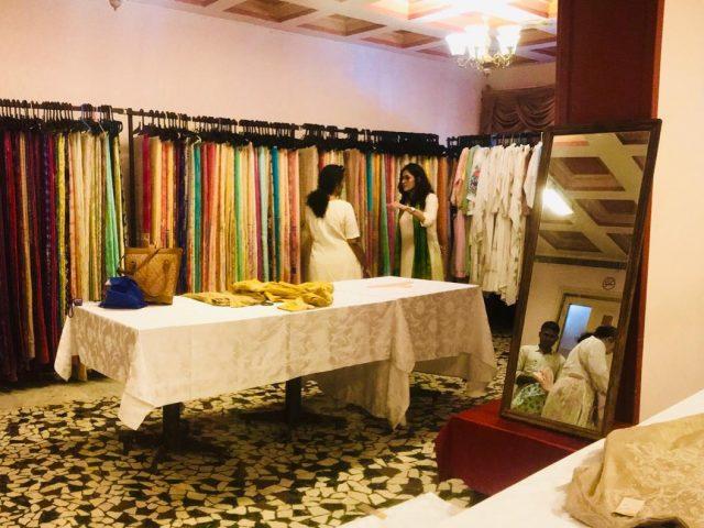 Fabric Collection by Manju Jalota