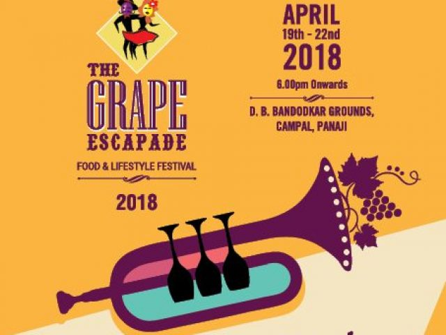 14th edition of the Grape Escapade to begin from April 19