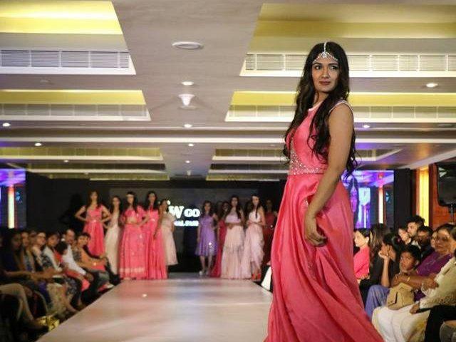 Fashion designers leave their mark at The International Fashion Week 2018