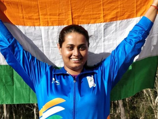 Shreyasi Singh's Gold and Indian Hockey team's comeback victory over England lights up Day 7 for India at Gold Coast