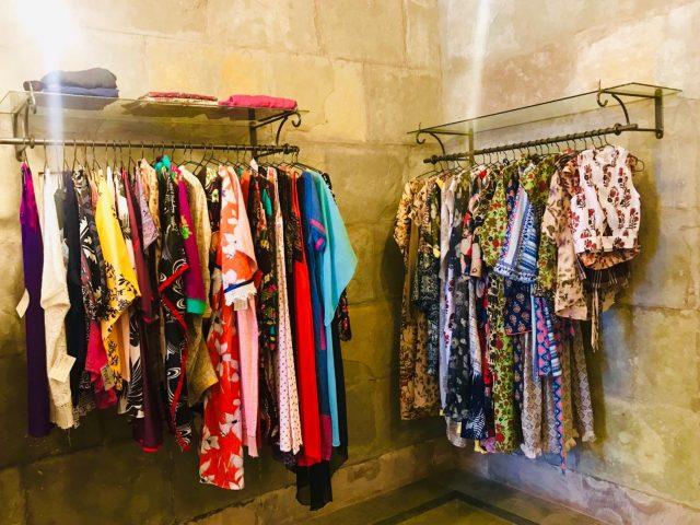 Fashion exhibition cum sale held at Sosa's