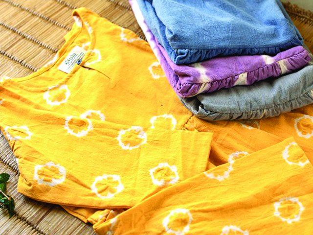 Reviving Organic Clothing