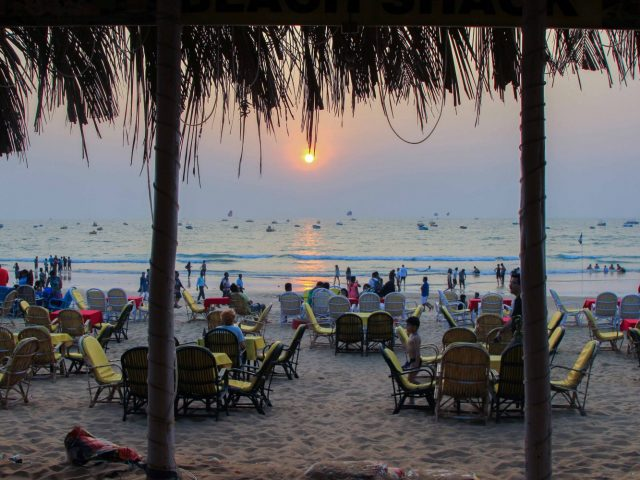 Backpacking Guide: Calangute-Candolim