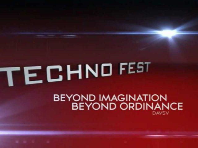 St Xavier's HSS holds Techno fest