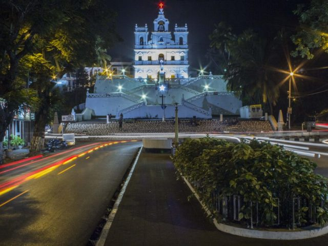 Backpacking Guide: Panjim