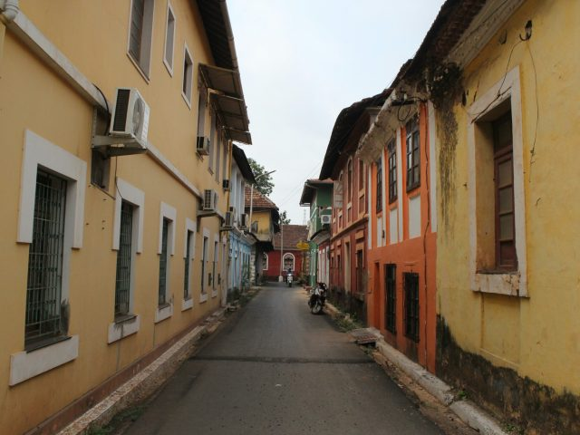 Fontainhas – Goa's Latin Quarter
