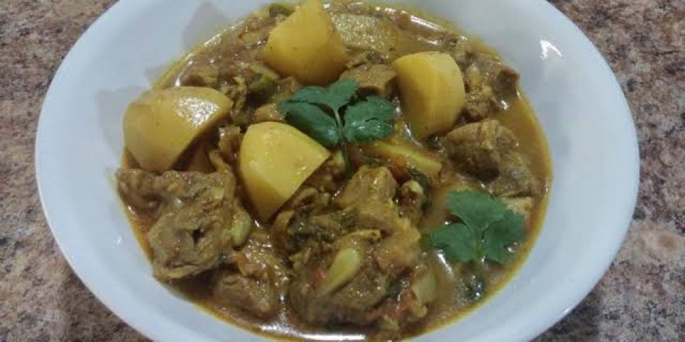 From Grandma's Kitchen: Pork Jeerem Meerem