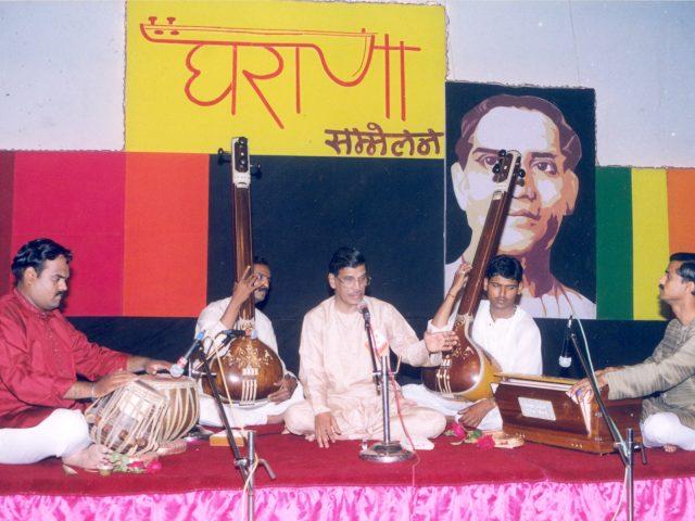 Into the mind of Kamlakar Naik- An Indian Classical Music Vocalist