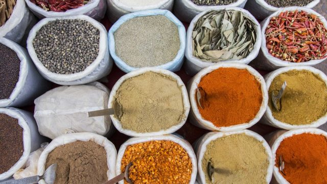 Spices of Goa