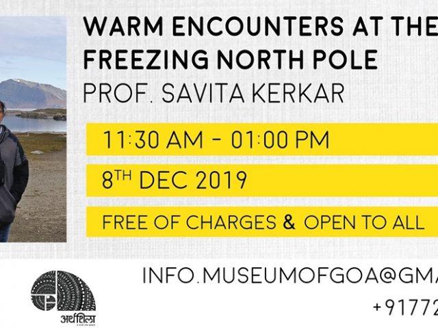 Mog Sundays with Professor Savita Kerkar