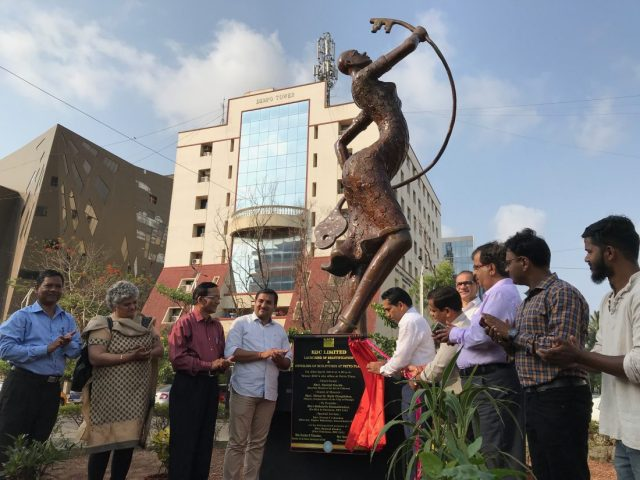 Economic Development Corporation unveils three installations at Patto Plaza