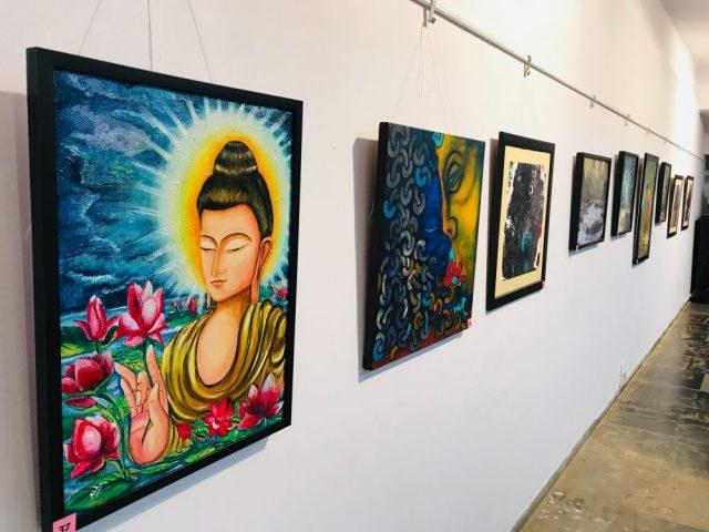 National Group Art Show- Expression Merveilleuse