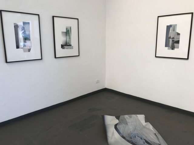 Evolving/ Eroding exhibition- Exploring Nature