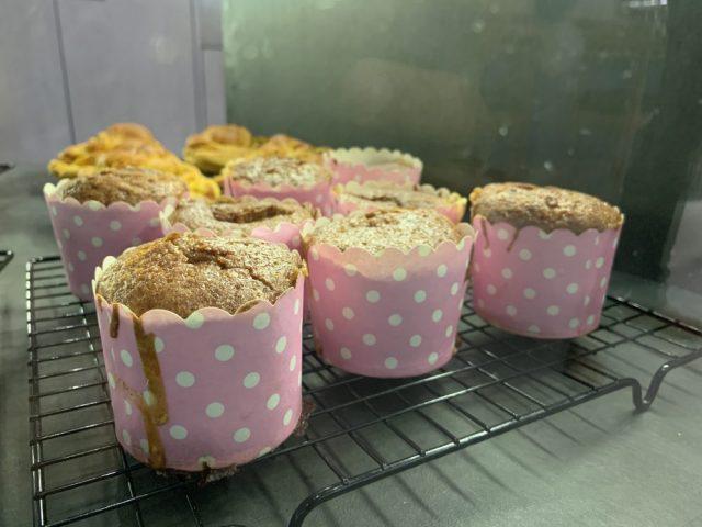 Celebrations at the Goa Baking Company!