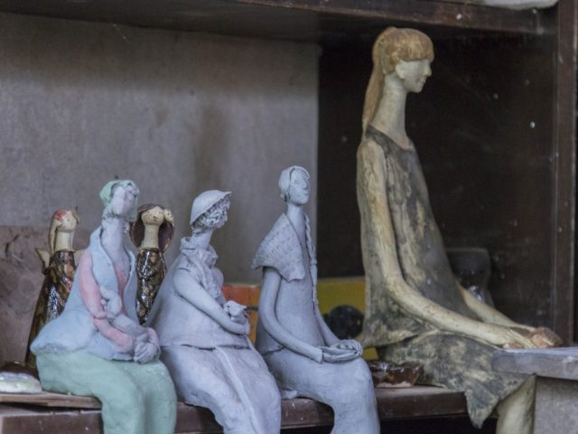 Terracotta- Formless clay to artistic masterpieces