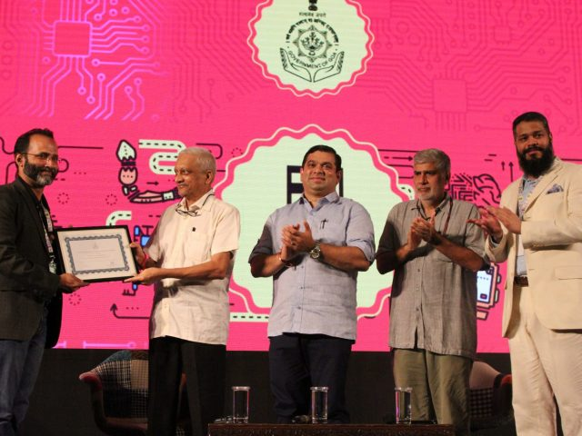 """""""We should aim to retain the talents by developing Goa into an IT hub""""- CM"""