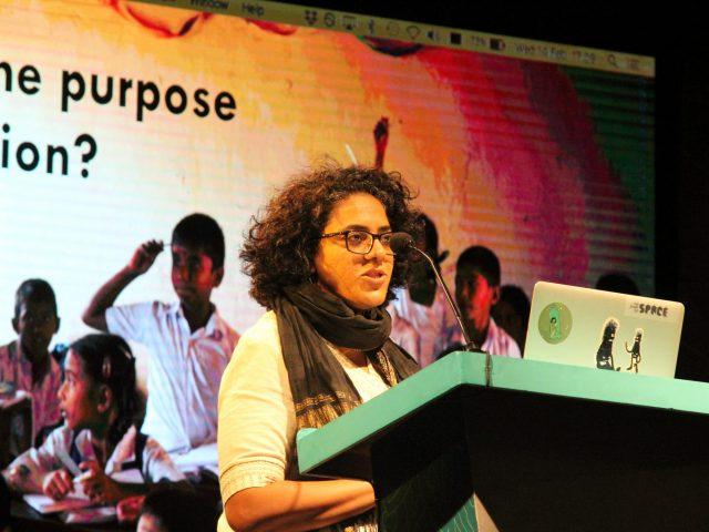 Encounter problems and find solutions- Jaya Ramchandani