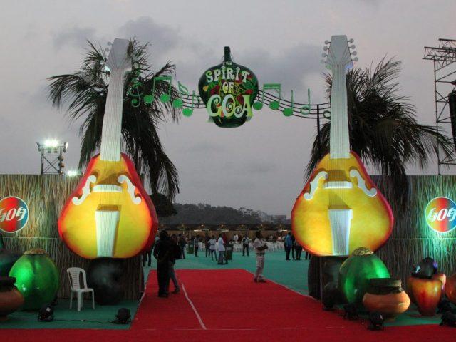 Spirit of Goa Festival gets underway