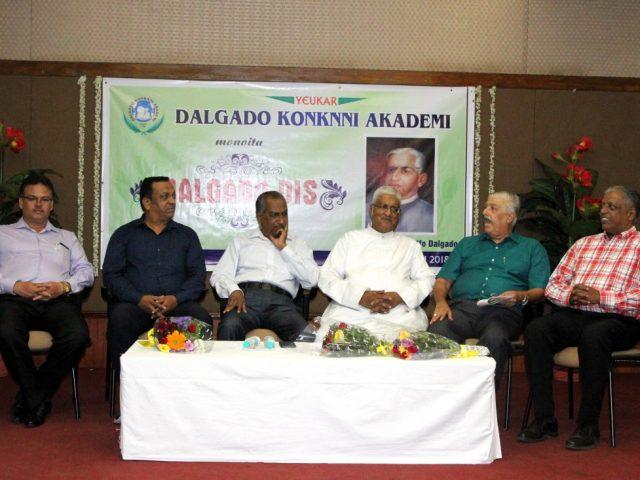 Remembering the person who resurrected Konkani-  Sebastiao Rudolfo Dalgado
