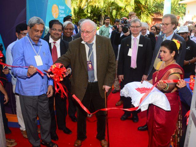 Nobel Prize Series Inaugurated at Kala Academy