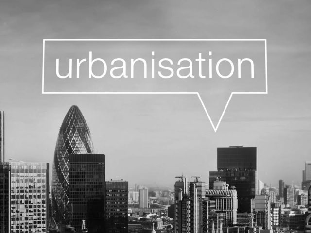 Understanding the language of Urbanisation