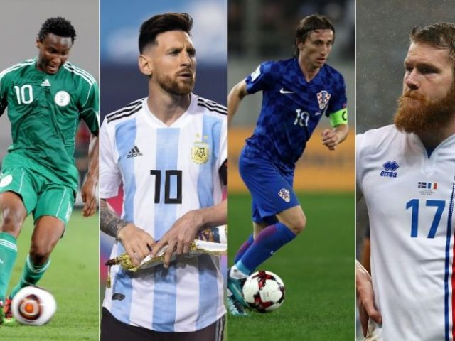 FIFA WC 2018: Group D- Preview