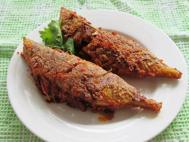 From Grandma's Kitchen: Fried Fish