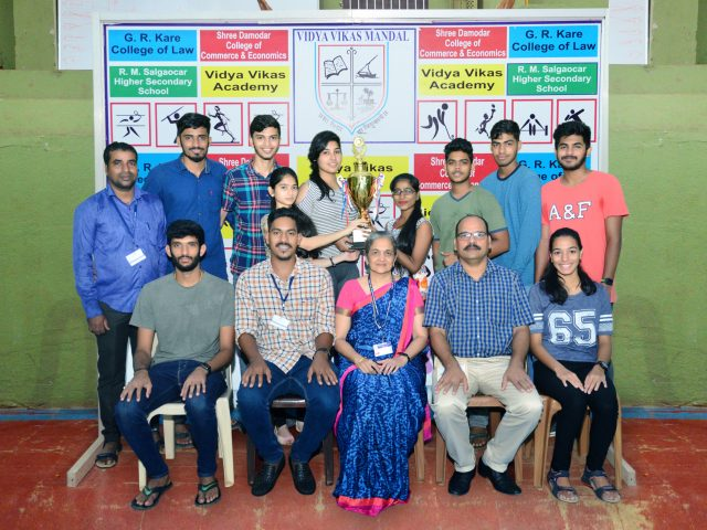 Damodar College excels in Badminton and Judo at inter-collegiate level