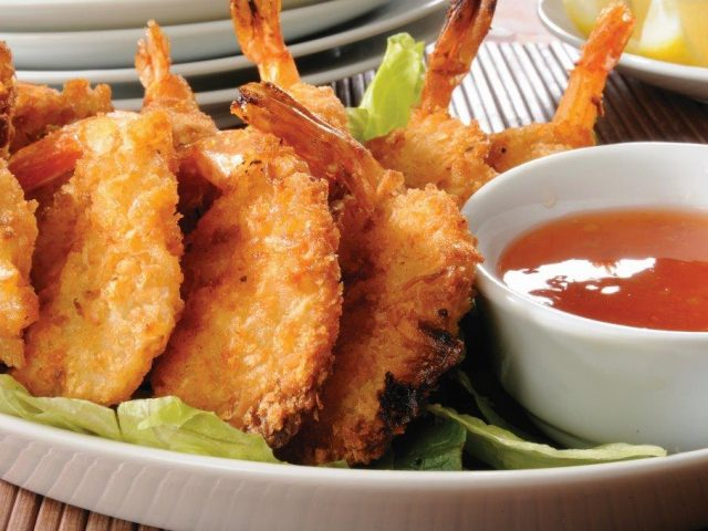 From Grandma's Kitchen: Prawn cutlets