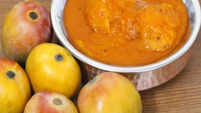 From Grandma's Kitchen: Mango Sasav