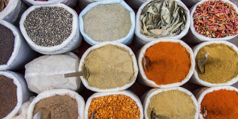 Spices of Goa